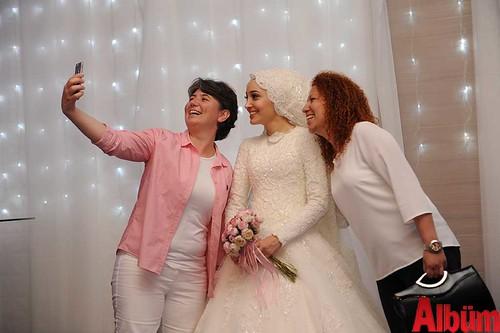 Beyza Gökgül, Hakan Şimşek düğün töreni -11