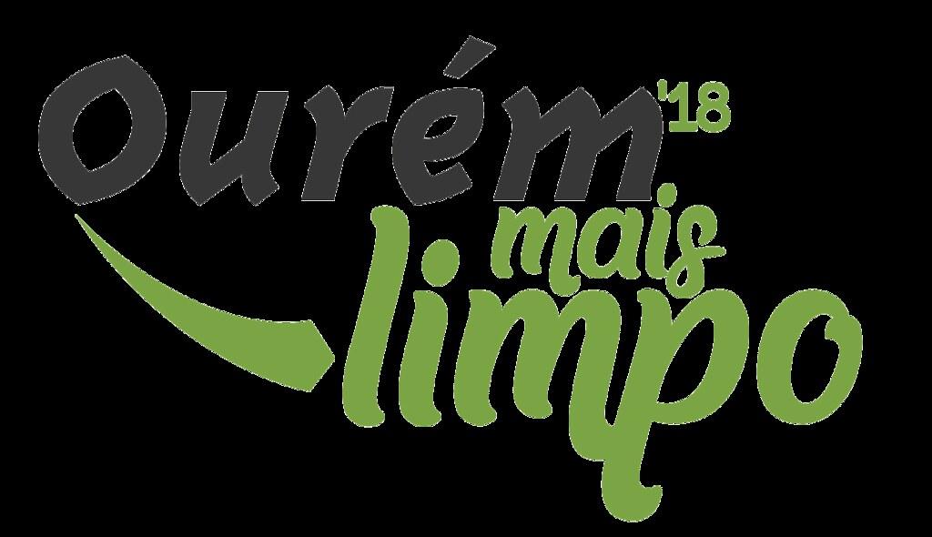 Logo Ourém Mais Limpo 2018