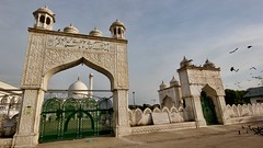 Entrance to the Hazratbal