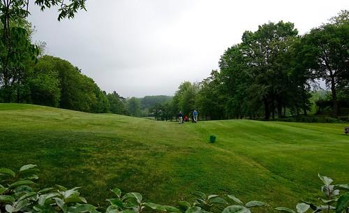 Campo de golf en Hondarribia