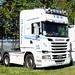 TDR Transport Services Scania R580 V2TDR Peterborough Truckfest 2018