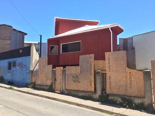 Casa Pya. Ancha - Valparaíso