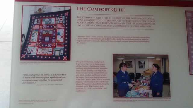Comfort Quilt story