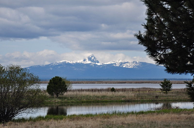 Klamath Marsh National Wildlife Refuge