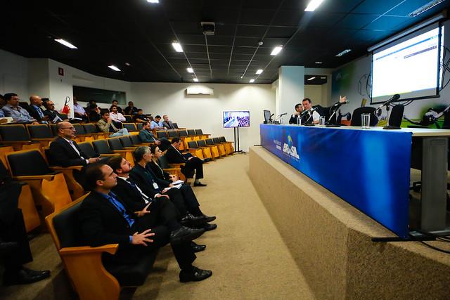 Reunião da Comissão de Coordenação do Sistema de Administração dos Recursos de Tecnologia da Informação