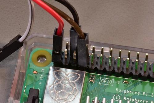 DHT22-Raspberry Pi-溫濕度感測器-GPIO