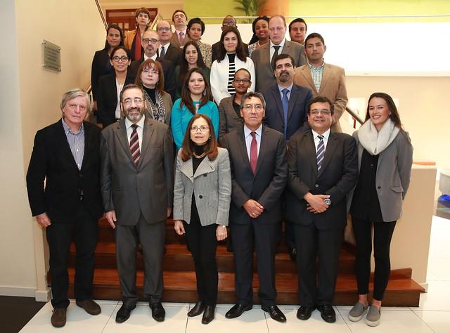 Reunión preparatoria de la Cumbre Presidencial y Encuentro técnico de la OTCA