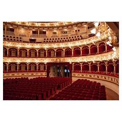 Bari, Teatro Piccinni . #leicaQ #leica #leicacamera #leicaqtyp116 #leicacraft #leica_photos #leica_uk #leica_world #leicaphotography #leica_club #twitter #geoffroyschied #35mmofmusic #colours #bari #italy #streetphotography #streetphoto #street #stage #ig