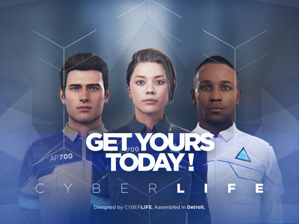 41469210224 dd8ee67331 b - Seht euch drei neue Kurzfilme an, die den Rahmen für den PS4-Exklusivtitel Detroit: Become Human abstecken