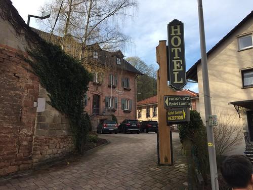 Birkenhof - Guest house / Gästehaus - Hotel Lamm - Heimbuchenthal