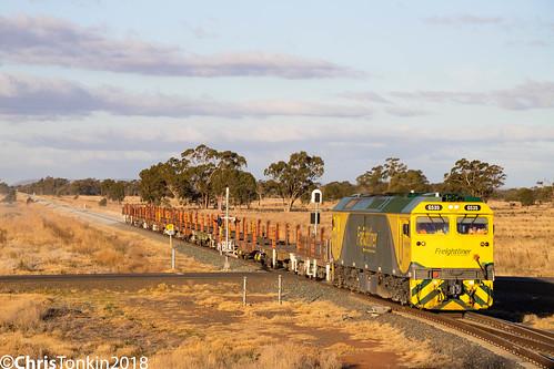 2M43N G535 Yarrabandai NSW 21-05-2018