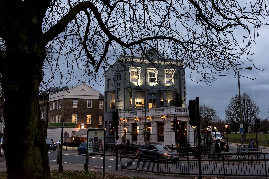 December Hope London