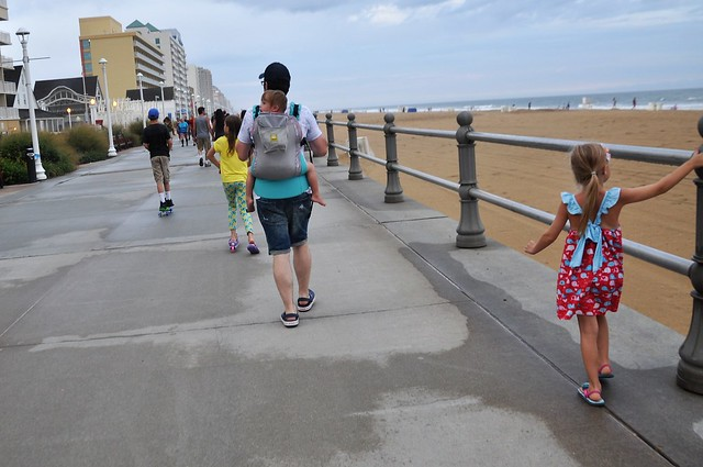 Travel With Kids: Down For Adventure in Virginia Beach