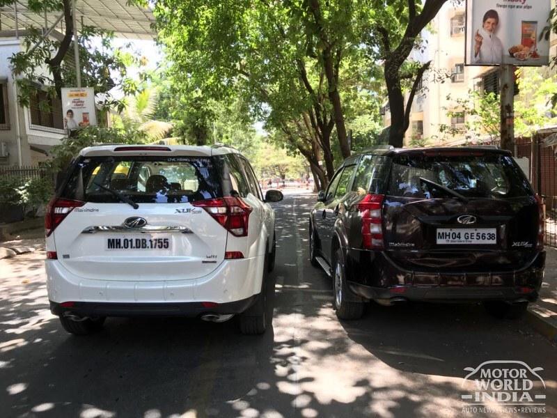 2018 Mahindra XUV 5OO