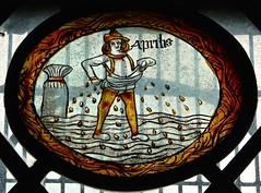 Biddenden, Kent, All Saints Church - Stained Glass