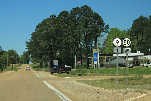 MS9 North - MS50 East Signs