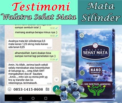 Testimoni Sehat Mata Hatma