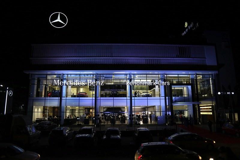 Mercedes Benchmark Cars