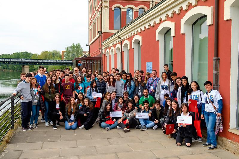 I Concurso de Cristalización en la Escuela de La Rioja