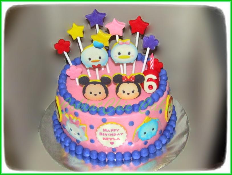 Cake TsumTsum KEYLA 18 cm
