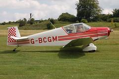 G-BCGM Wassmer Jodel D120 (50) Popham 080810