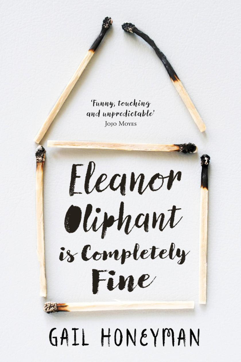 book reviews - eleanor oliphant
