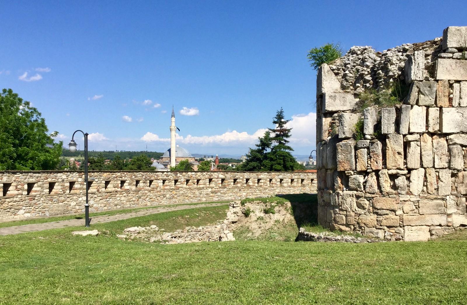201705 - Balkans - Kale Fortress, Skopje Citadel - 82 of 101 - Skopje - Sopishte, May 29, 2017