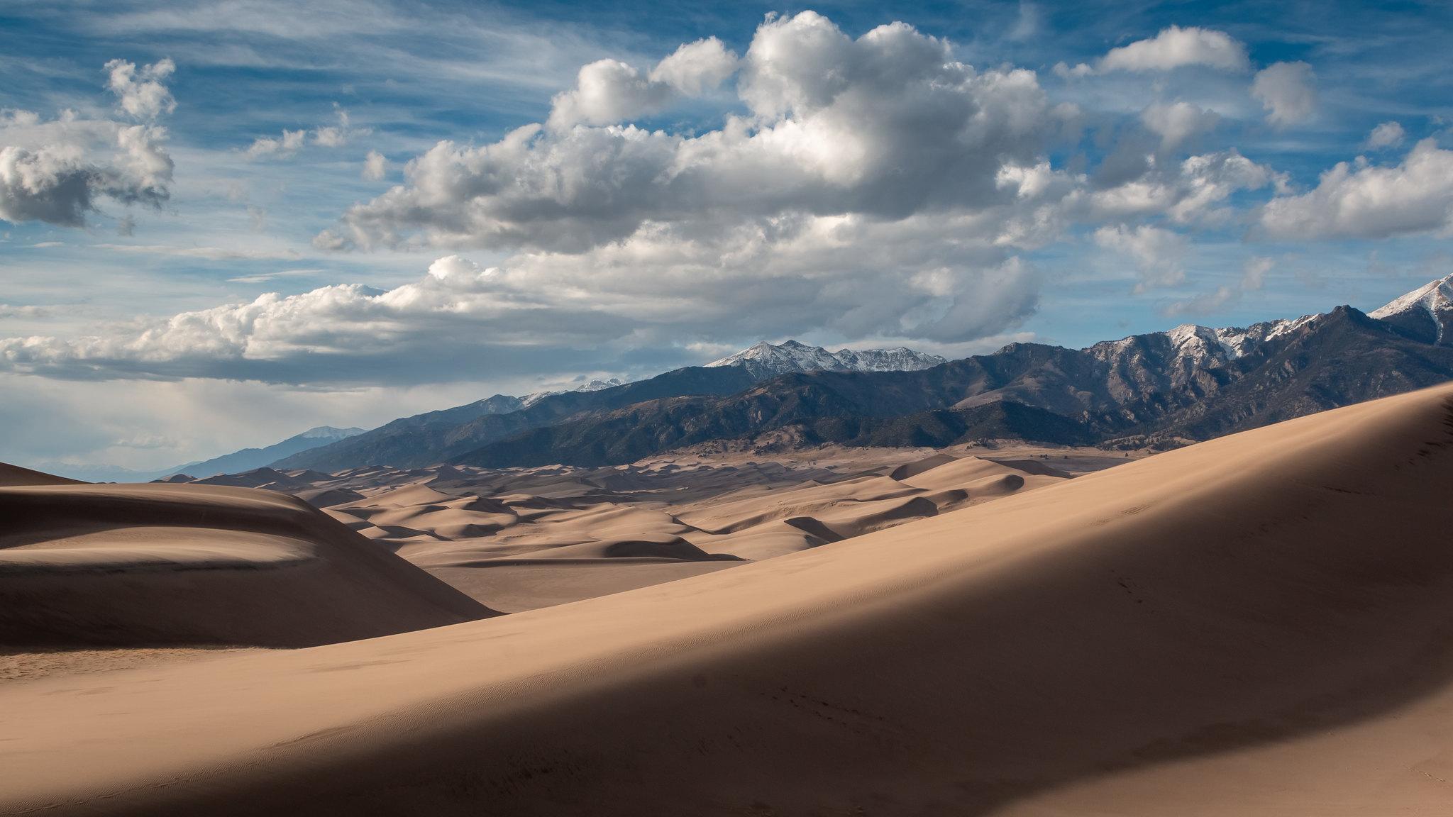 Great Sand Dunes - Colorado - [USA]