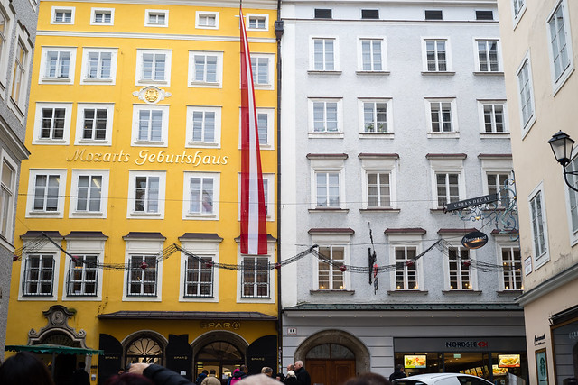 Mozarts House