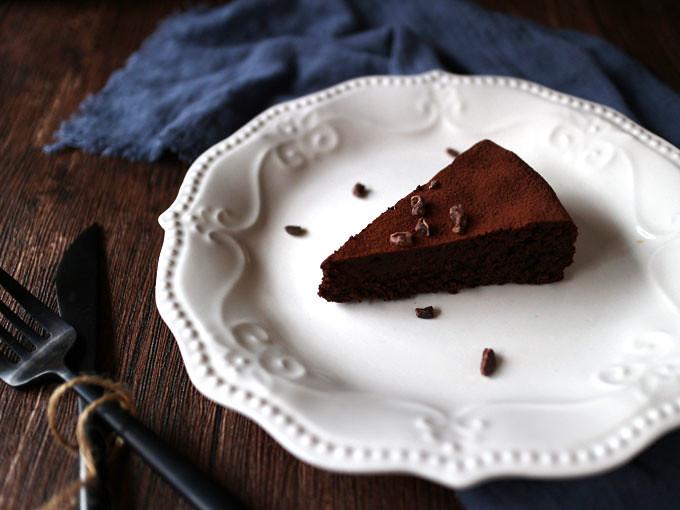 5 樣食材 濃郁法式巧克力蛋糕 fondant-au-chocolat-formage-blanc (12)