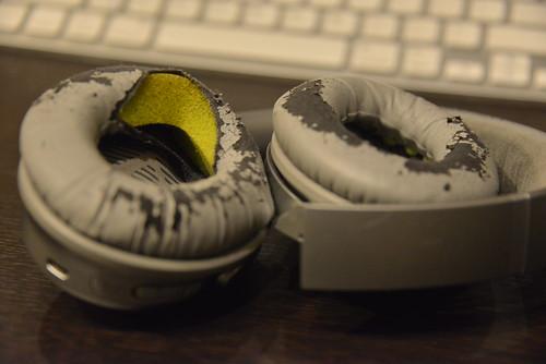 Bose Quiet Comfort35のイヤーパッド交換