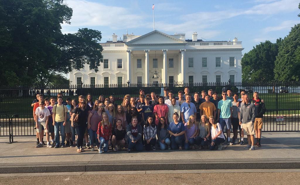 2018 GCS Annual Washington DC field trip