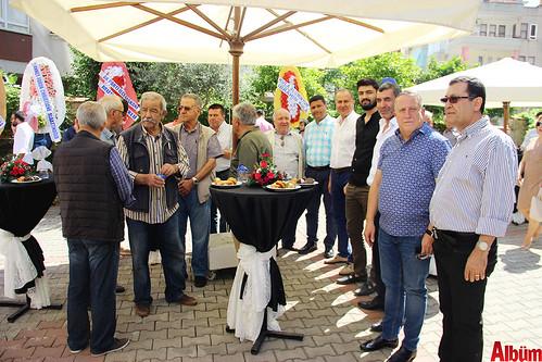 Sına ve Alaettinoğlu Avukatlık Bürosu açıldı
