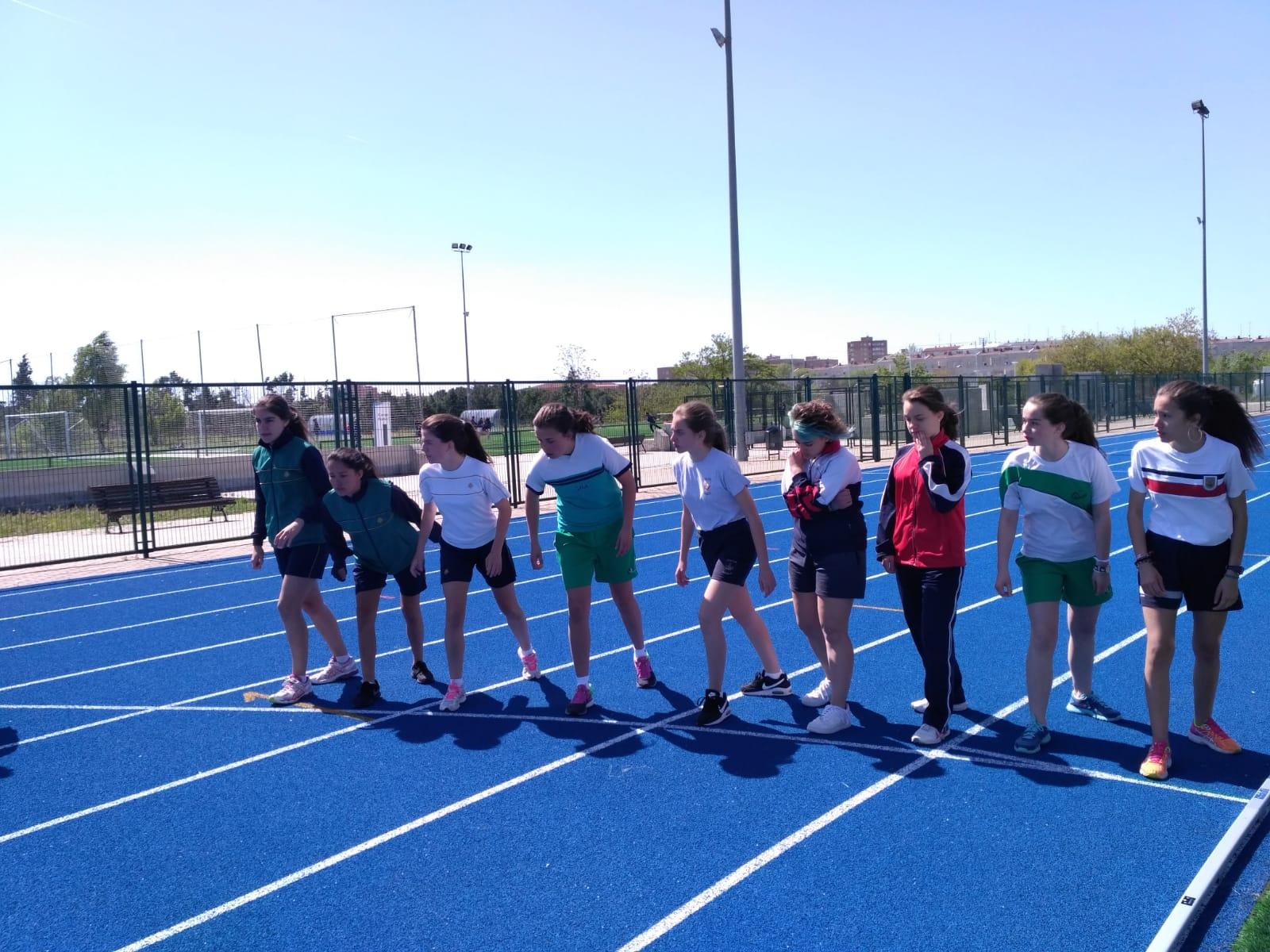 II Encuentro Intercentros de Atletismo