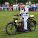Haleson Steam Motorcycle