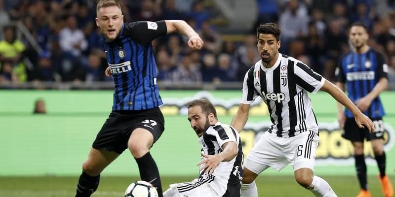 Napoli Tertinggal 3 point Saat Juventus Mengalahkan Inter Milan 2-3 di Stadion Giuseppe Meazza,