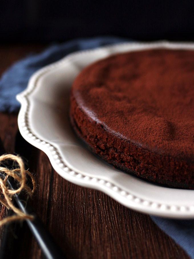 5 樣食材 濃郁法式巧克力蛋糕 fondant-au-chocolat-formage-blanc (5)
