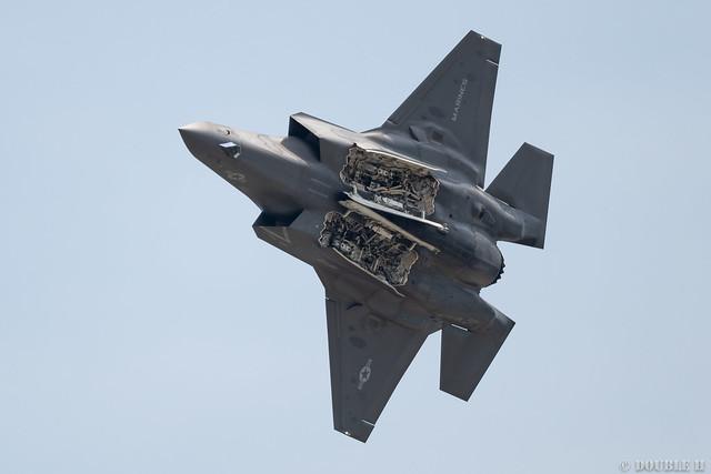 Iwakuni FD 2018 (67) VMFA-121 F-35B VK-04/169168