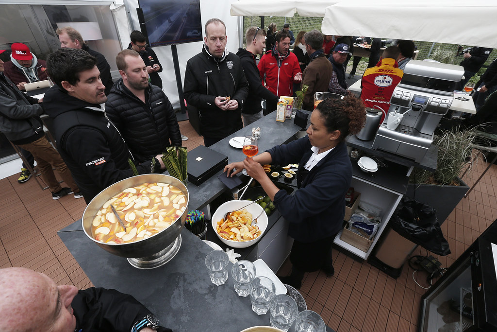 HAPPY HOUR atmosphere during the 2018 FIA WTCR World Touring Car cup of Zandvoort, Netherlands from May 19 to 21 - Photo Jean Michel Le Meur / DPPI