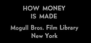 How Money is Made film title