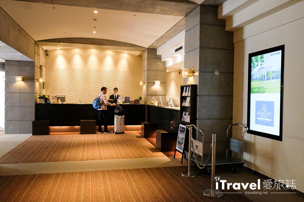 福冈饭店推荐 The Residential Suites Fukuoka (5)