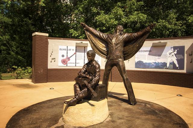 Elvis Presley Birthplace - Tupelo (Mississippi)