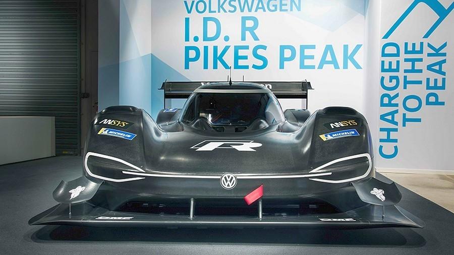 Volkswagen I.D. R Pikes Peak 2
