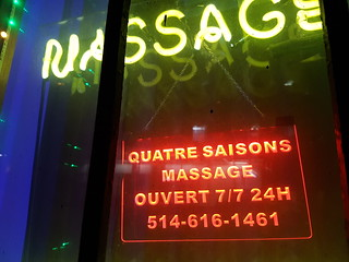 Massage Open 24/7 Montreal