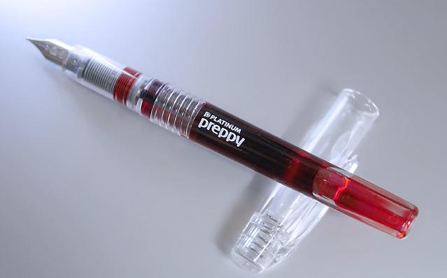 プラチナ 透明 プレピー クリスタル アイドロッパー PLATINUM preppy PSQC-400 4977114113291