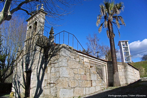Antiga Igreja Matriz de Vila Nova da Rainha - Portugal 🇵🇹