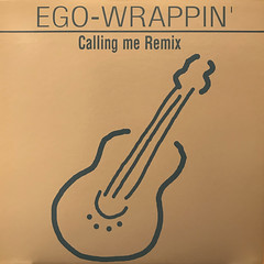 EGO-WRAPPIN':CALLING ME REMIX(JACKET A)