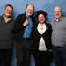 Steven Moffat, David Bradley Me as Missy, and Matt Lucas