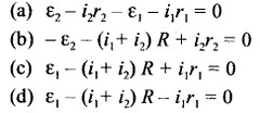 NEET AIPMT Physics Chapter Wise Solutions - Current Electricity 26.1