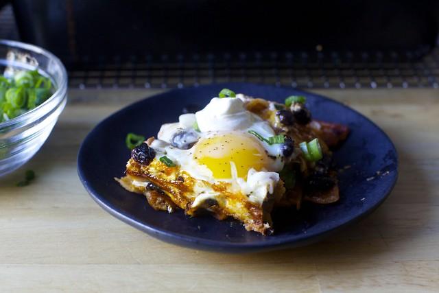 chilaquiles brunch casserole